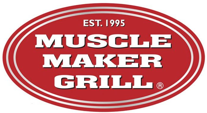 Muscle Maker Grill Menu logo