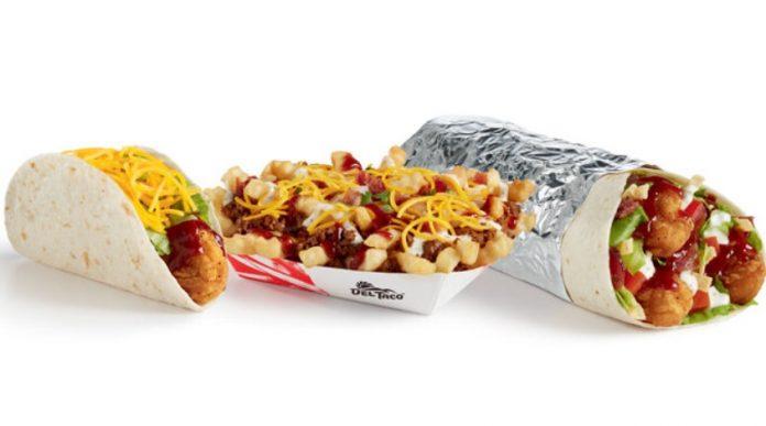 New Honey Chipotle BBQ Flavor Arrives At Del Taco